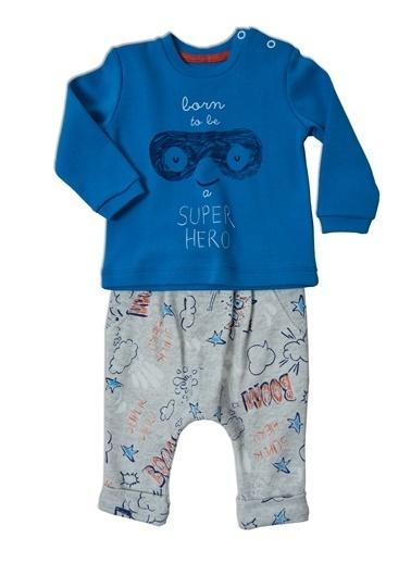 Baby Corner 2 li Takım Mavi